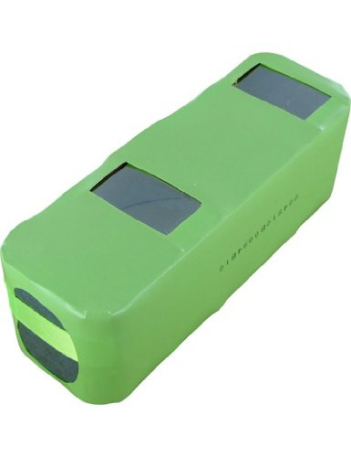 Batterie pour AGAIT E-CLEAN EC01, 14.4V, 2800mAh, Ni-MH