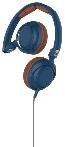 Reviews for Skullcandy S5LWGY-413 Lowrider On-Ear Headphone with Mic (Navy/Copper)