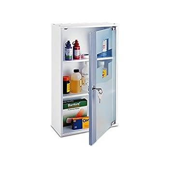 Medicine Cabinet With Lock Amazon Co Uk Kitchen Amp Home