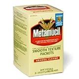 Metamucil Fiber Singles Smooth Texture Orange -- 30 Packets