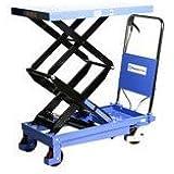 Doppelscherenhubtisch für den ergonomischen Arbeitsplatz, Rückenschonend und komfortabel