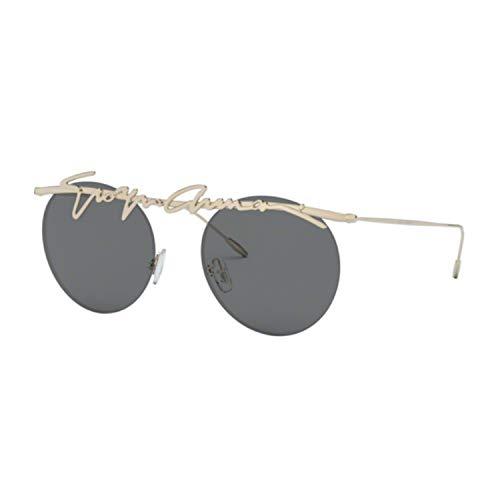 Giorgio Armani Damen Sonnenbrille Gold gold 54