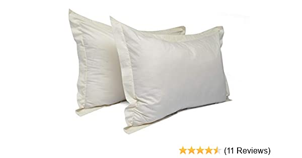 Pushp Linen Oxford Pillow Cases King