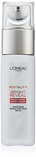 L'Oreal Paris Revitalift Bright Reveal SPF 30 Moisturizer, 1 Ounce