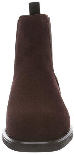 Gant Jennifer, Bottes Classiques femme Rouge - Rot (Purple Fig G503)