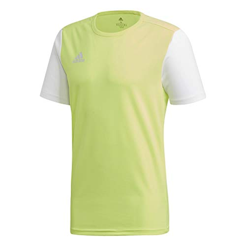 adidas Herren ESTRO 19 Jersey, solar Yellow, M