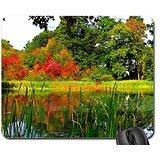 lake-between-two-seasons-mouse-pad-mousepad-lakes-mouse-pad