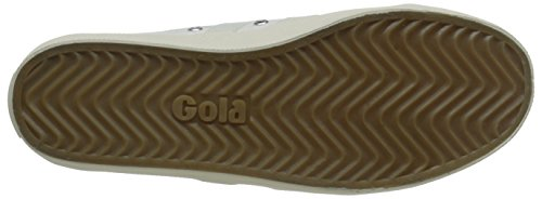 Gola Herren Coaster Low-Top Elfenbein (Off White/Off White)