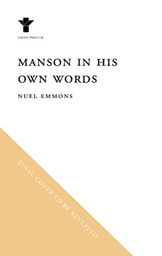 Manson in His Own Words (English Edition)