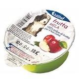 Pulpa de fruta fresca para perros pura manzana 100gr