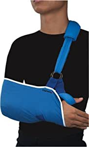 Shoulder / Arm Sling with Velour Padded (Large 34cm -39 cm)- (Ideal for Males / Large Males)