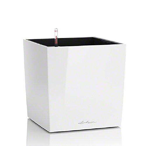 Lechuza Cube 40 Premium Kit complet Blanc