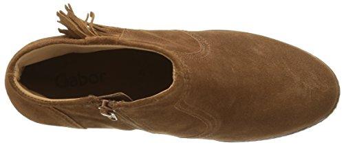 Gabor Shoes Basic, Stivaletti Donna Marrone (Ranch 14)