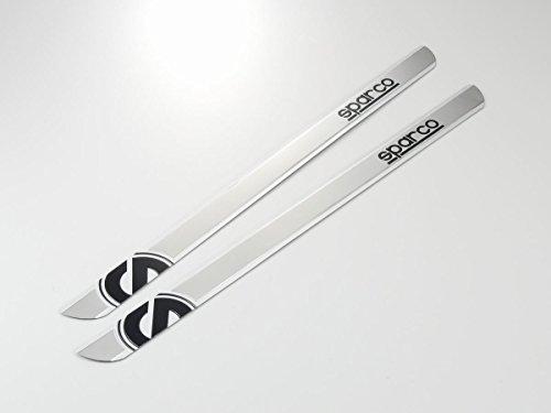 sparco-spc-set-universal-door-sills-605x40mm-aluminum-black
