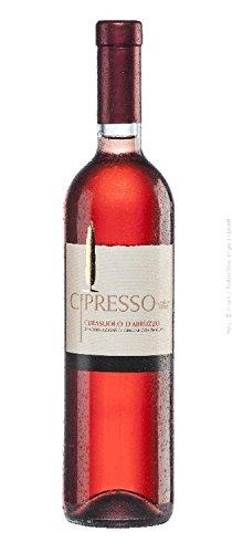 Cerasuolo montepulciano d´ abruzzo cipresso rosé - 2017-6 x 0,75 lt. - enoselezione vini d´ italia