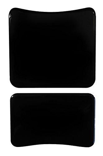 Tankpad Mini 3D 502003 Black - universeller Tank-Schutz passend für Motorrad-Tanks