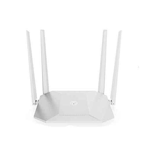 LJ2 Smart WiFi Router, WLAN-Router Home WiFi Durch die Wand 300M Glasfaser Intelligenter High-Speed-Router für das Home Office -
