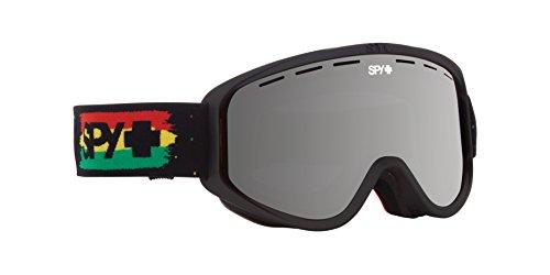 spy-woot-snow-gafas-de-esqu-hombres-negro-poliuretano-espejo-negro-verde-rojo-amarillo-silicona