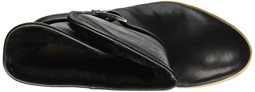 Women's Boots In Black 100 Schwarz Ugg Women's Ellecia Leather Australia Leather wqx6aUt