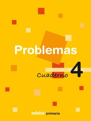 Cuaderno 4 Problemas - 9788423690077