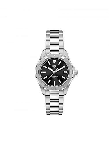 TAG Heuer Aquaracer Damen-Armbanduhr 32mm Quarz Analog WBD1310.BA0740 (Tag Heuer Damenuhren)