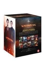 Supernatural (Seasons 1-10) - 59-DVD Box Set ( Super natural