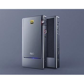 FiiO Q5 Flagship DAC/Amp with Dual DAC, USB/Optical/Coaxial