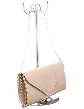 Tamaris Damen Brianna Clutch Bag, 5x13x26 cm