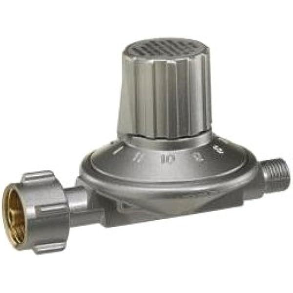 GOK - Regulador de Gas (1kg, Regulable 25-50mbar, PS 16 Bar ...