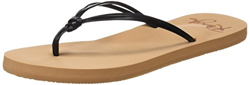 Roxy Lahaina, Infradito Donna Multicolore (Black)