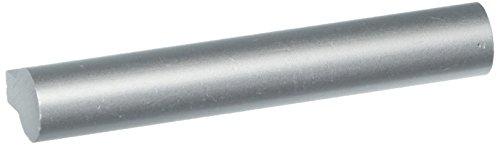 Aluminium Bar Pull (Sourcingmap® Schublade Schrank 64mm rund Aluminium Bar Pull Griff Knöpfe 5x)