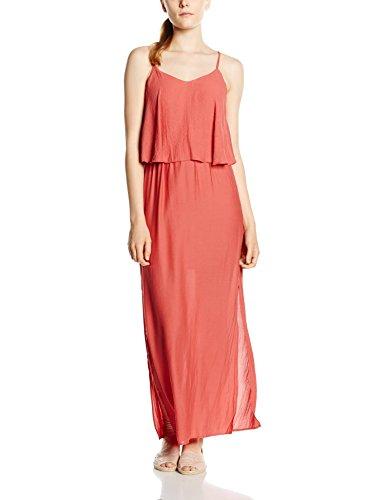 Only Onlmojo Solid Strap Maxi Dress Wvn, Vestito Donna Rosa (Chrysanthemum)