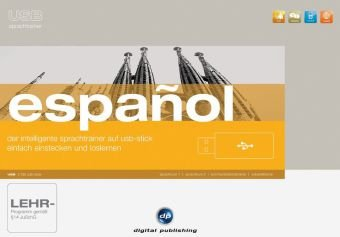USB Sprachtrainer Español: Das intelligente Sprachlernsystem auf USB-Stick