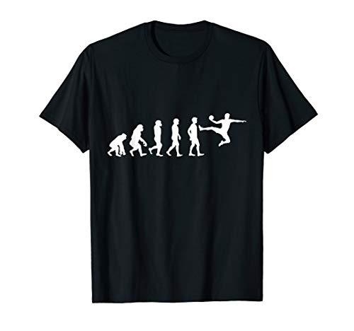 Evolution Handball T-Shirt Handballer Handballspieler