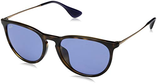 Ray-Ban Women's Erika Aviator Sunglasses, Havana, 50.0 mm