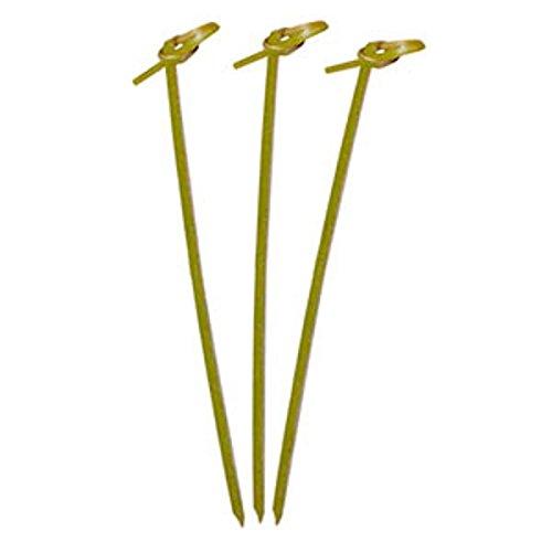 Royal Bamboo Knoten Cocktail und Hors' D'oeuvre Picks (100 Stück) 7