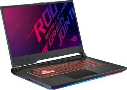 Asus ROG Strix G Core i5 9th Gen – (8 GB/1 TB HDD/Windows 10 Home/4 GB Graphics/NVIDIA Geforce GTX 1050) G531GD-BQ036T Gaming Laptop (15.6 inch, Black, 2.4 kg)