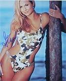 Signé keibler, Stacy 8x 10Photo Autographe