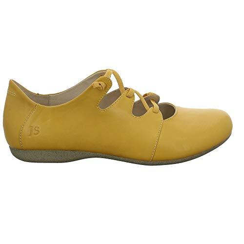 Josef Seibel Fiona 04, Bailarinas para Mujer, Amarillo Gelb 800, 38 EU