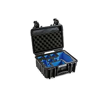 B&W outdoor.cases type 3000 with DJI Mavic 2 Inlay