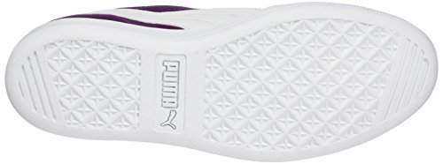 Puma Damen Vikky Sneaker Violett (dark Purple-white)