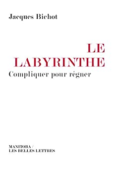 Labyrinthe: Compliquer pour régner par [Bichot, Jacques]