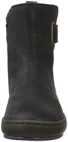Bisgaard TEX boot 61902216, Unisex-Kinder Schneestiefel Schwarz (204 Black)