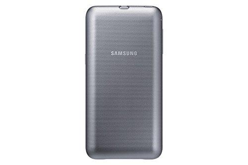 Samsung Caricabatterie Wireless per Galaxy S6 Edge+, Argento