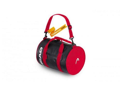 HEAD Daily Bag 16-Unisex, Unisex, Rot/Schwarz, Einheitsgröße
