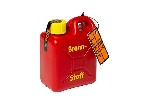Weisenbach - Reserve-Kanister - Brennstoff - Likör 16% vol.