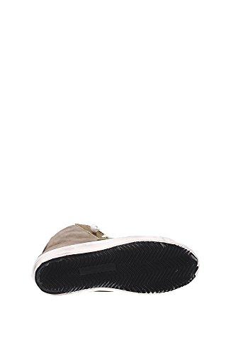 CLHDXM48 Philippe Model Sneakers Femme Chamois Beige Beige