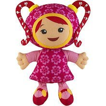 Fisher Price Toy - Team Umizoomi - 9 Inch Plush Figure - Milli Doll