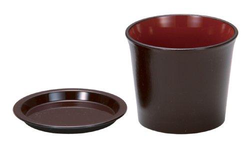 67-300-22 21 Echizen peint nouveau plat soupe de condiment r?servoir de bambou avec entr?e (Japon import / Le paquet et le manuel sont ?crites en japonais)