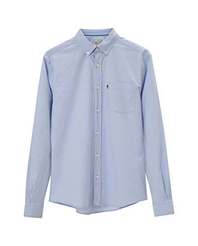 LEXINGTON Marc Oxford Stretch Shirt Gr. Large, hellblau Lexington Oxford